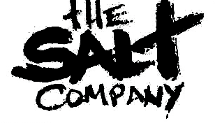 The Salt Company Iowa City Logo