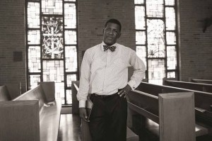 Detroit's economic and social collapse has opened a unique opportunity to define the future of the city. The city's spiritual leaders, such as church planter Daryl Gaddy, believe Detroit's defining moment is now.  Joe Garrad/NAMB.