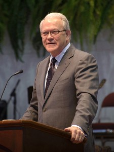 Frank Page, president of the Southern Baptist Convention's Executive Committee