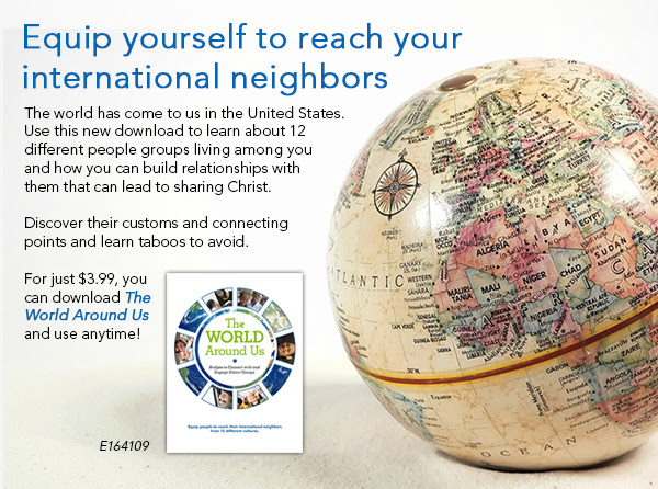 Reach your international neighbors