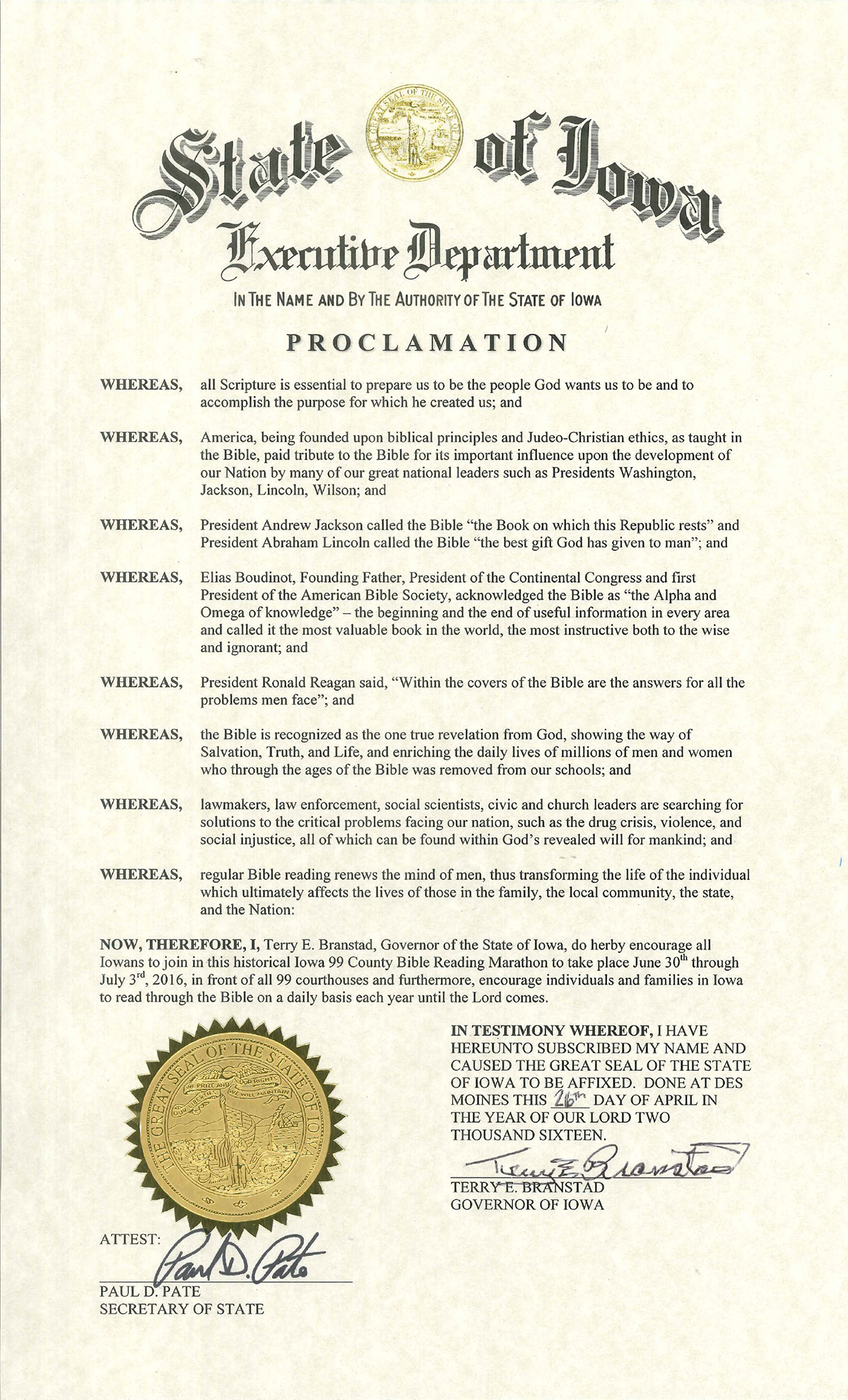 99-county-Bible-tour-16-proclamation