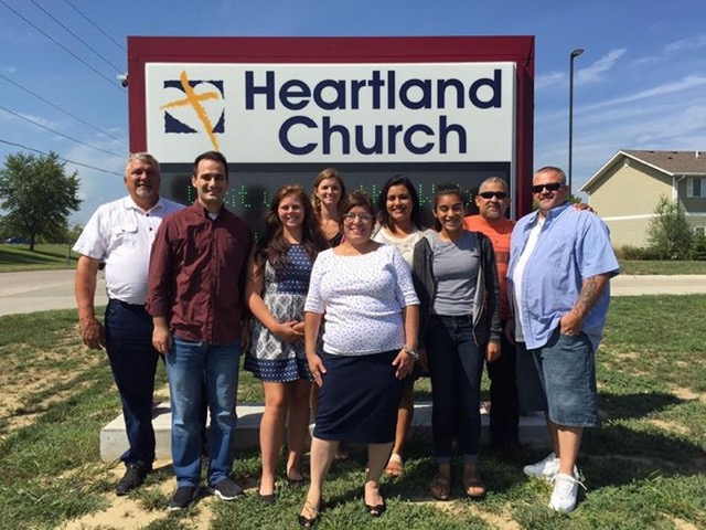 Heartland's Romania Mission Team