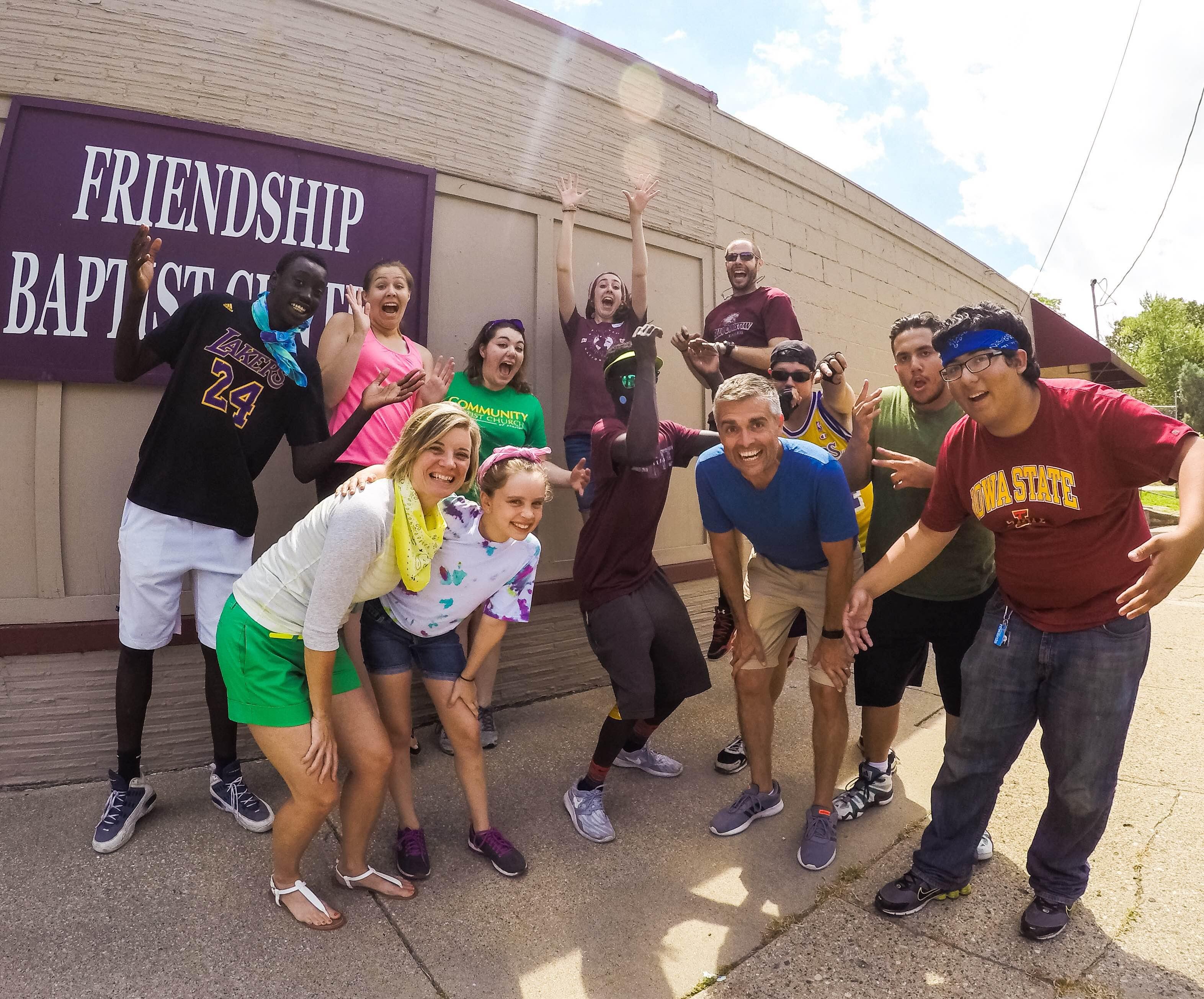 Friendship Center 100