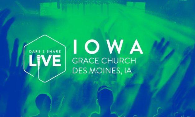 DARE2SHARE LIVE IOWA – October 13, Grace Church, Des Moines