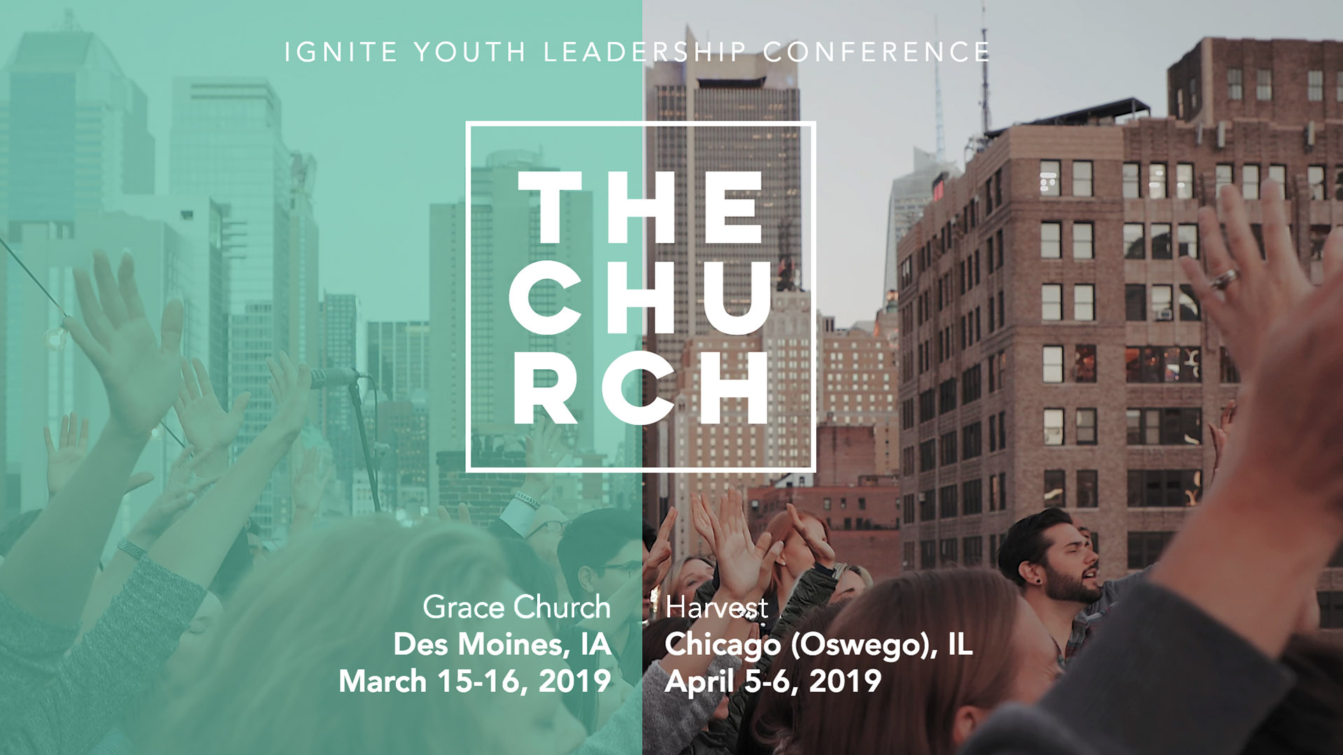 Ignite Youth Conference | Baptist Convention of Iowa